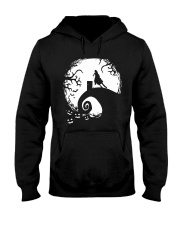 BARREL RACING Shirt Hooded Sweatshirt thumbnail