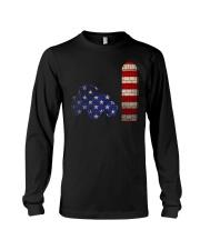 US FLAG Shirt Long Sleeve Tee thumbnail