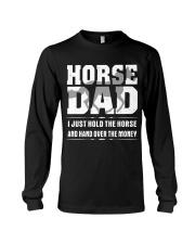 HORSE DAD Shirt Long Sleeve Tee thumbnail