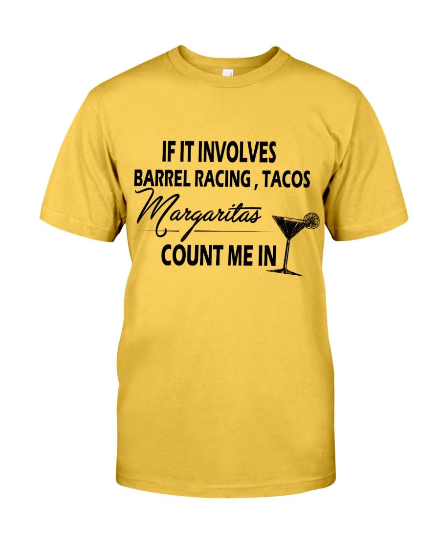 BARREL RACING Shirt Classic T-Shirt