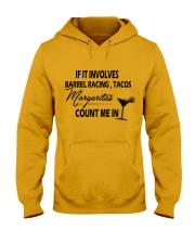 BARREL RACING Shirt Hooded Sweatshirt thumbnail