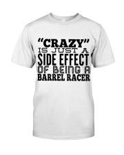 BARREL RACING Shirt Classic T-Shirt tile