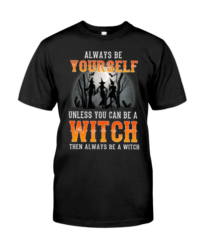 Halloween - You can be a WITCH