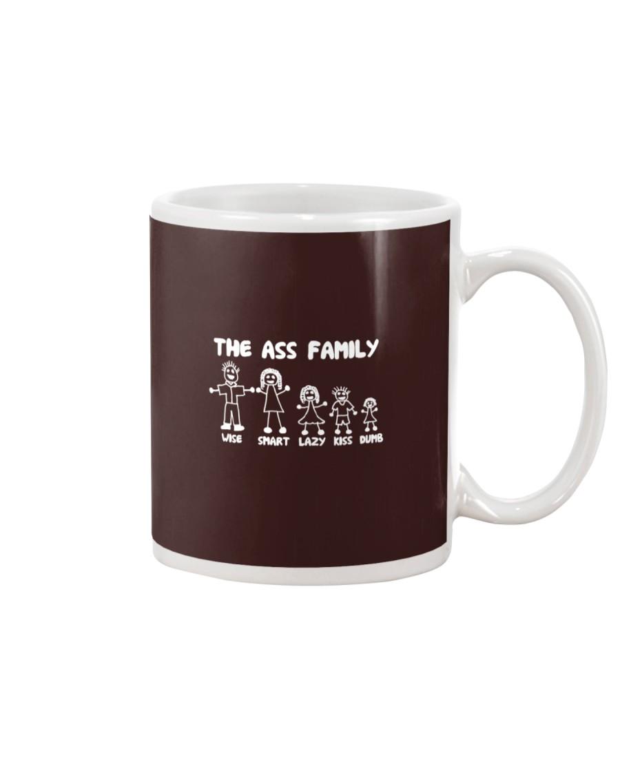 Ass funny saying sarcastic novelty humor cute Mug