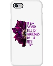 ANEMONE  in a world of full grandmas be a GiGi Phone Case thumbnail
