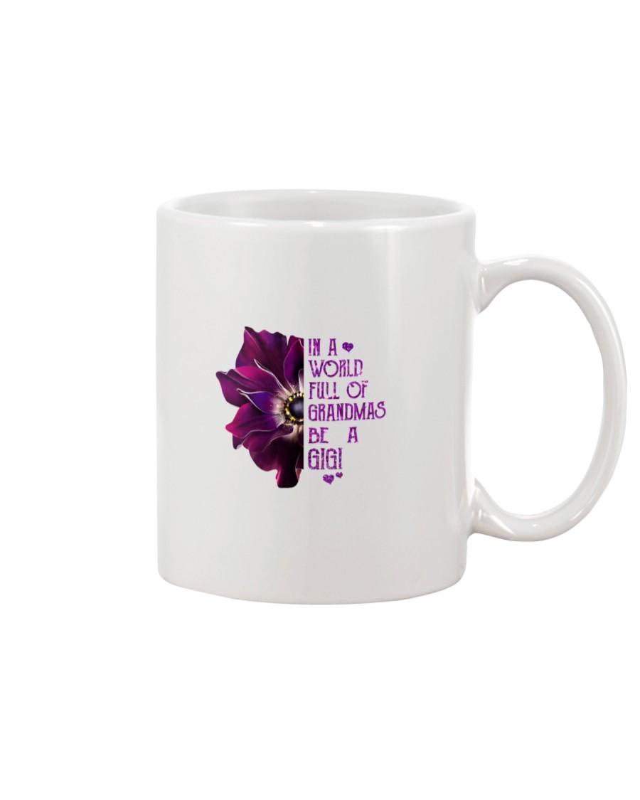 ANEMONE  in a world of full grandmas be a GiGi Mug