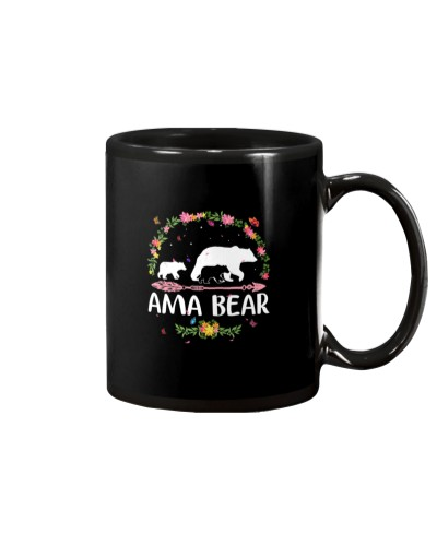 Ama Bear Matching Family Bear Mothers Day