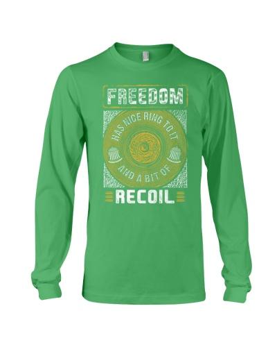 Veteran Gun Control Freedom Recoil
