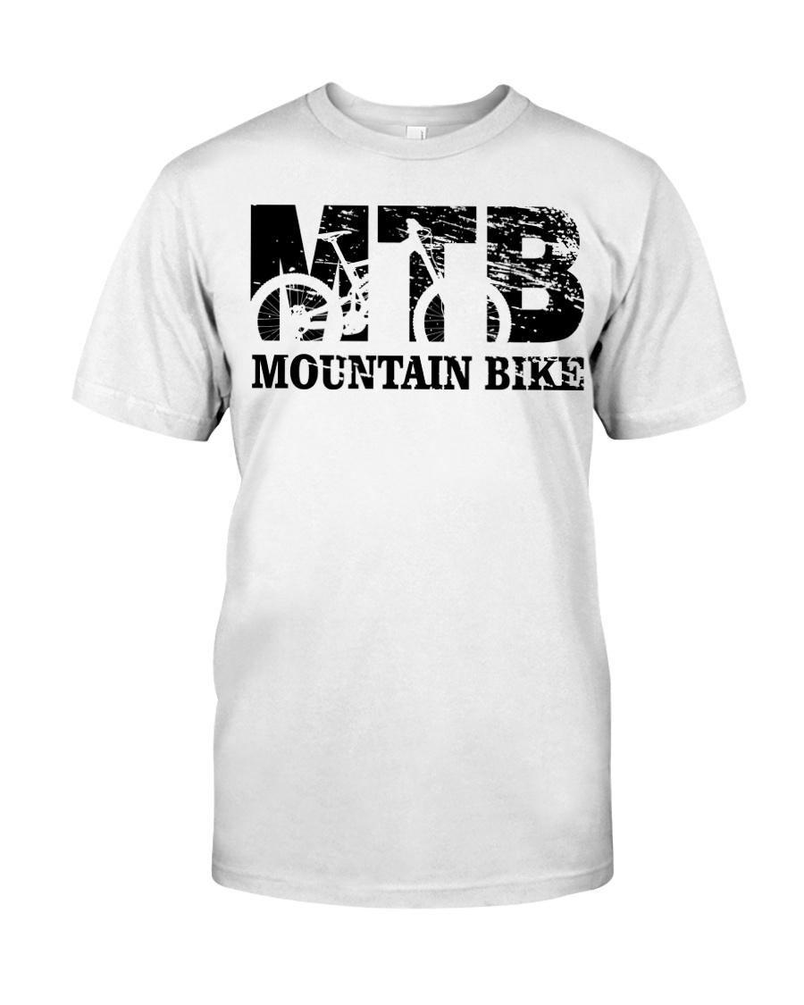 Mountian bike Classic T-Shirt