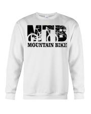 Mountian bike Crewneck Sweatshirt thumbnail