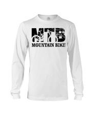 Mountian bike Long Sleeve Tee thumbnail