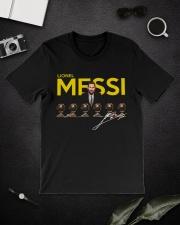Lionel Messi 6 Golden Balls signature shirt Premium Fit Mens Tee lifestyle-mens-crewneck-front-16