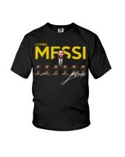 Lionel Messi 6 Golden Balls signature shirt Youth T-Shirt thumbnail