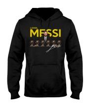 Lionel Messi 6 Golden Balls signature shirt Hooded Sweatshirt thumbnail