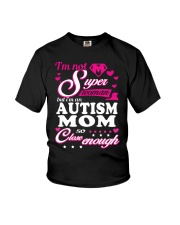 AUTISM MOM Youth T-Shirt thumbnail