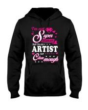 SHIRT ARTIST Hooded Sweatshirt thumbnail