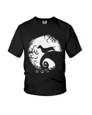 dachshund halloween 2 Youth T-Shirt thumbnail