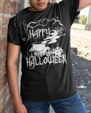 Happy Halloween Classic T-Shirt apparel-classic-tshirt-lifestyle-27