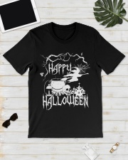 Happy Halloween Classic T-Shirt lifestyle-mens-crewneck-front-17