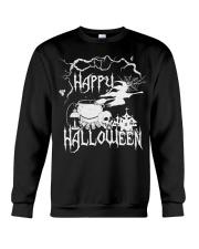 Happy Halloween Crewneck Sweatshirt thumbnail