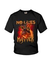 No live matter Youth T-Shirt thumbnail