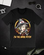 I'm The Nurse Witch Classic T-Shirt lifestyle-mens-crewneck-front-16