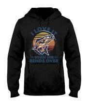 Fishing is my life Hooded Sweatshirt thumbnail