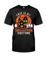 Costume Halloween Classic T-Shirt front