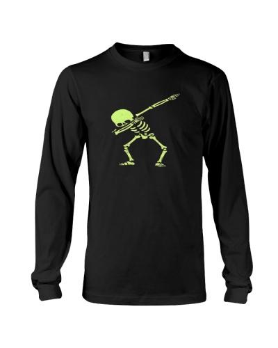 Dabbing Skeleton Dab Hip Hop