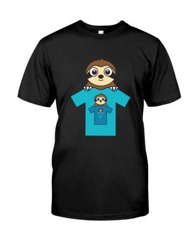 Trending Sloth Shirt Artistic Shirt
