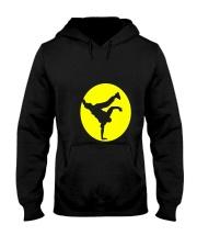 Breakdancing Bboy Spotlight T Shirt Hiphop Dance Y Hooded Sweatshirt thumbnail