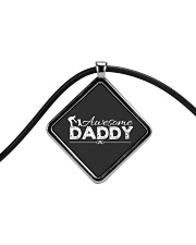 AWESOME DADDY Cord Diamond Necklace thumbnail