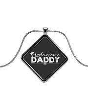 AWESOME DADDY Metallic Diamond Necklace thumbnail