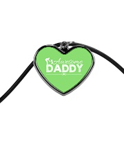 AWESOME DADDY Cord Heart Necklace thumbnail