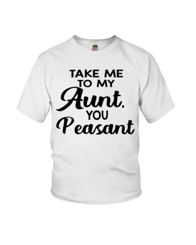 TAKE ME TO MY AUNT
