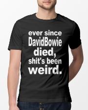 Ever since Bo Classic T-Shirt lifestyle-mens-crewneck-front-13
