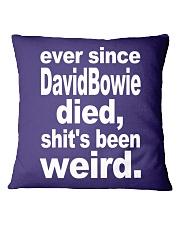 Ever since Bo Square Pillowcase thumbnail