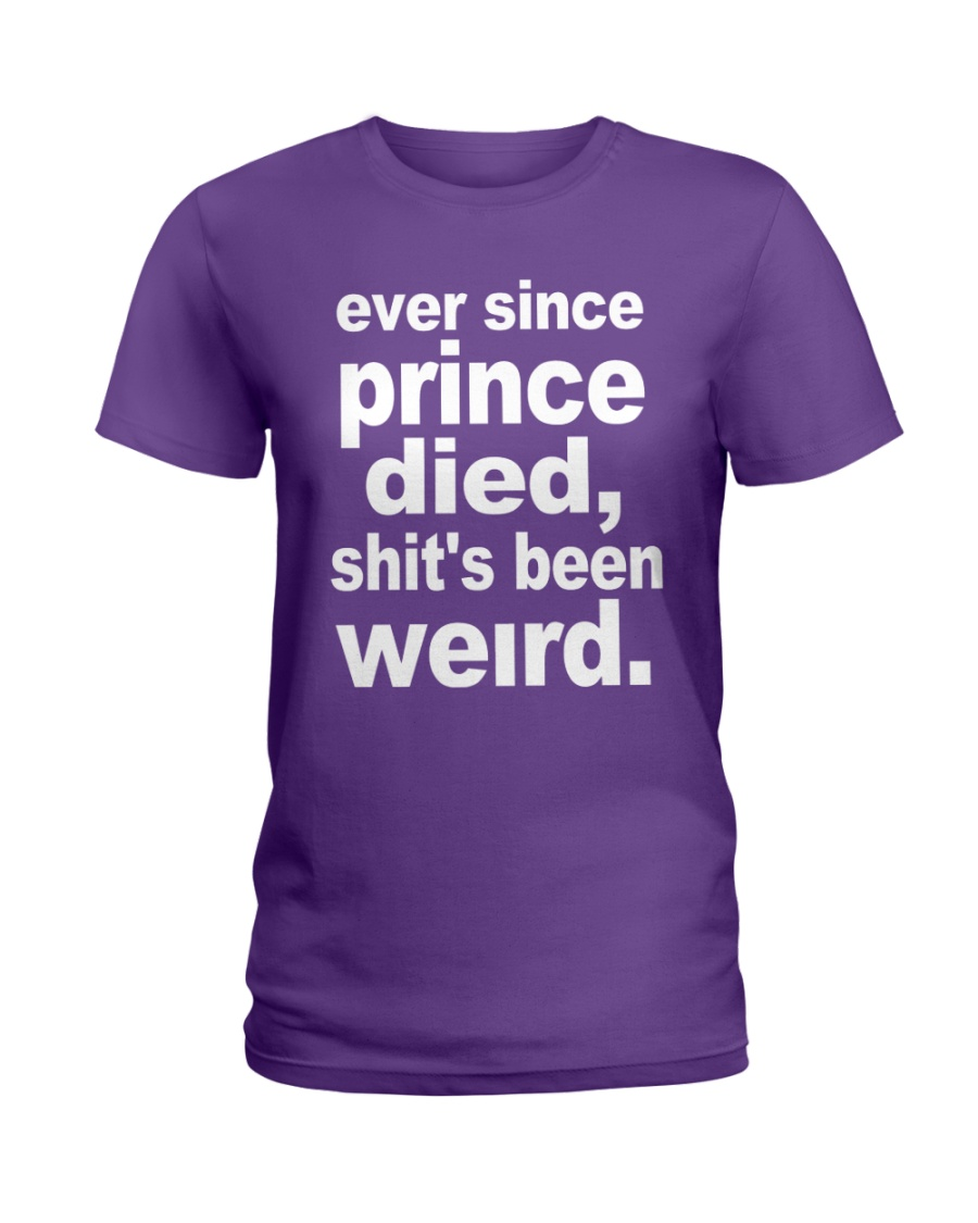 Ever since NT Ladies T-Shirt