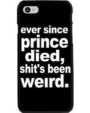 Ever since RIP Phone Case thumbnail