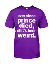 Ever since RIP Classic T-Shirt front