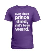 Ever since RIP Ladies T-Shirt thumbnail