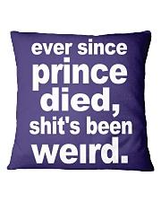 Ever since RIP Square Pillowcase thumbnail