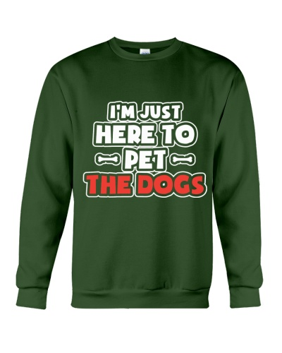 Funny Pet the Dogs shirts Cute Dog Walker gifts