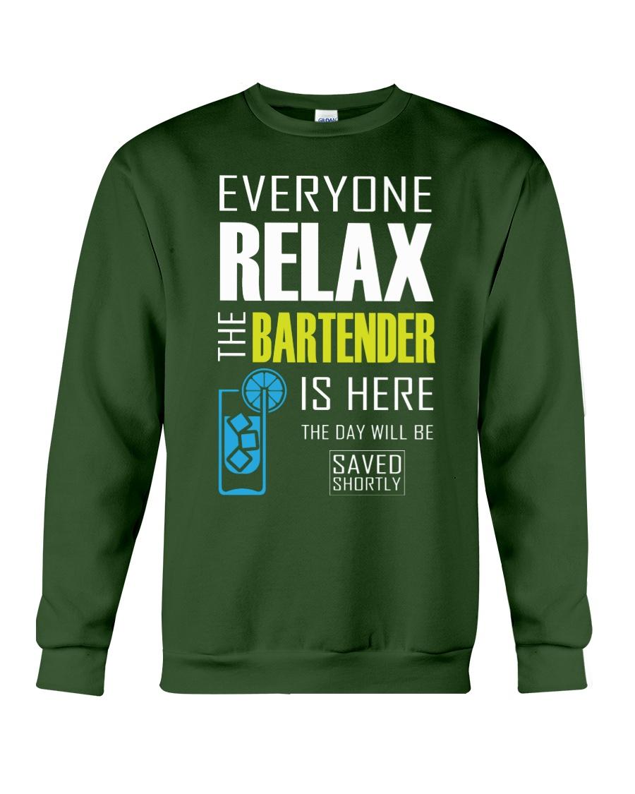 Bartender Gifts Bartender Shirt Sayings Crewneck Sweatshirt