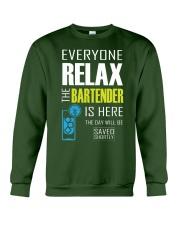 Bartender Gifts Bartender Shirt Sayings Crewneck Sweatshirt front