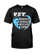 Veterinarian Apparel Great Gifts For Veterinarians Classic T-Shirt thumbnail