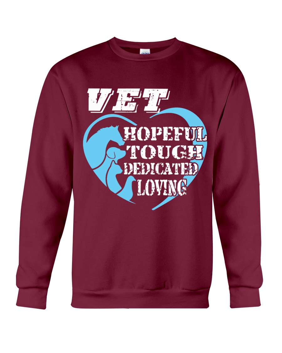 Veterinarian Apparel Great Gifts For Veterinarians Crewneck Sweatshirt