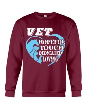 Veterinarian Apparel Great Gifts For Veterinarians Crewneck Sweatshirt front