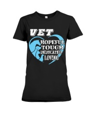 Veterinarian Apparel Great Gifts For Veterinarians Premium Fit Ladies Tee tile