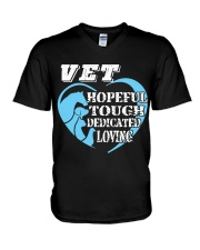 Veterinarian Apparel Great Gifts For Veterinarians V-Neck T-Shirt thumbnail